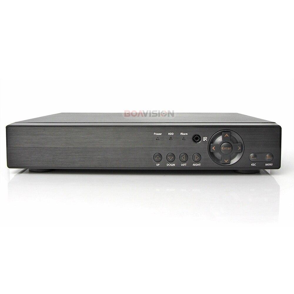 5 en 1 AHD CVI TVI CVBS NVR 4Ch 8Ch 16Ch 1080N sécurité CCTV DVR NVR XVR enregistreur vidéo hybride 1080 P Onvif Max 4 to P2P vue - 2