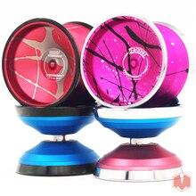 New arrive yoyofactory yo-yo  BoosT yoyo  YYF  YOYO  Metal YOYO  New alloy metal ring professional yoyo