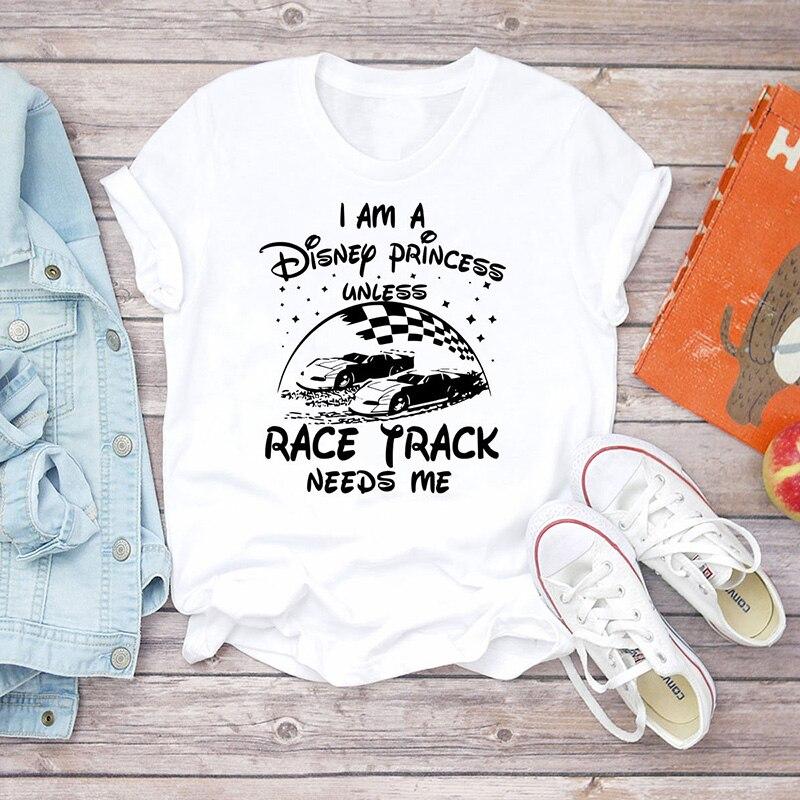 I Am A Disney Princess UNLESS The Avengers Need Me   T     Shirt   Women Mavel Avengers Endgame Tshirt Womens Ladies Vacation   T  -  shirt