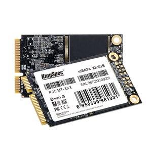 "Image 2 - KingSpec 512GB ฮาร์ดไดรฟ์ mSATA SSD 500GB Mini Mini Card สำหรับแล็ปท็อป 3.5 มม.1.3 ""ภายใน Solid State ไดรฟ์โมดูลสำหรับ HP Pavilion PC"