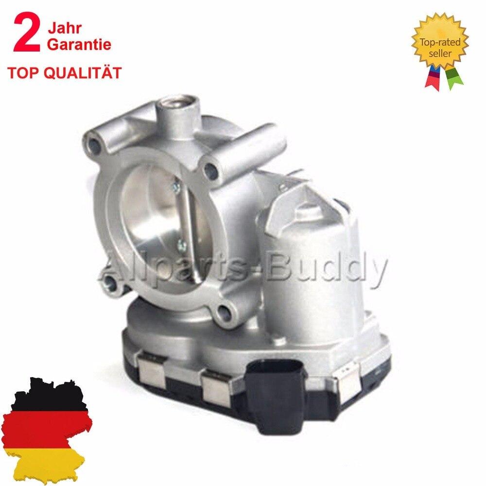 2661410525 0280750175 Throttle Body For Mercedes-Benz W169 AClass W245 BClass S204 CClass W212 W207 W204 W169 1.5-2.0L цена