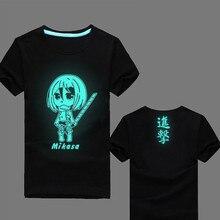 Attack on Titan Luminous T-Shirt