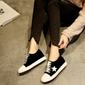 2017 fashion leisure casual increased height suede leather women wedges shoes