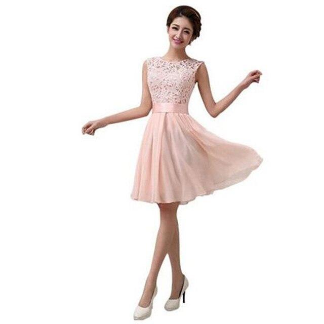 feest jurk knielengte
