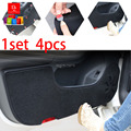 Car door Protector Pad covers car-styling sticker mats Fit For audi Q5 Q7 TT/TTS all year 1set/4pcs