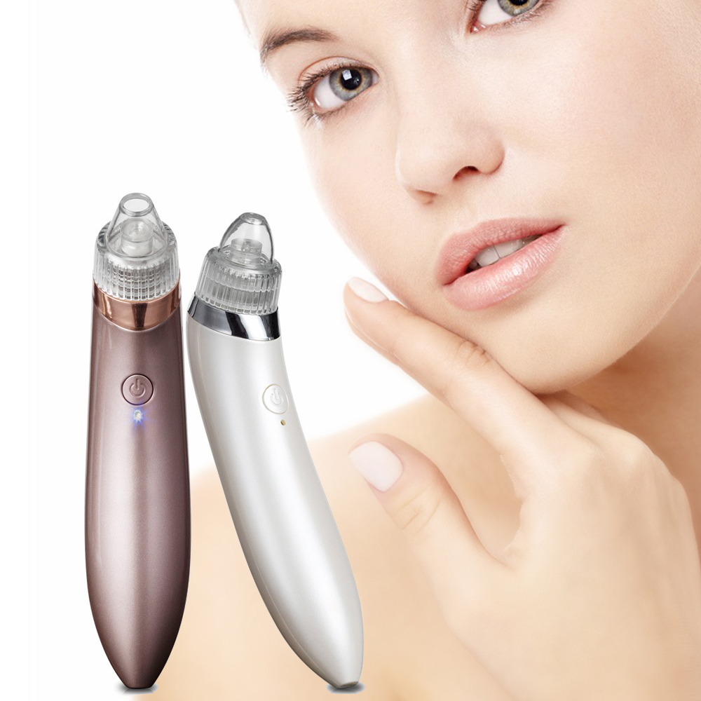 Electric Blackhead Vacuum Remover Black Dots Extractor Point Noir Pore Cleaner Lift Massager Tool Black Spots Face Skin Care electric acne remover point noir blackhead vacuum extractor tool black spots pore cleaner skin care massager face lift tool kit
