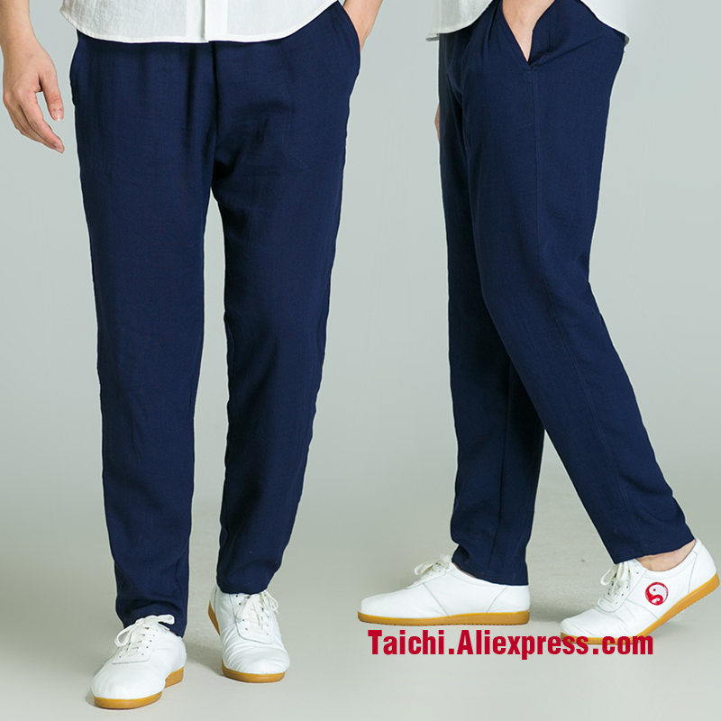 Tai Chi Pants Wushu Kung Fu Martial Art Pants Trousers
