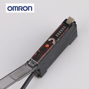 Image 5 - E3X NA11 npn 새로운 omron 광섬유 증폭기 센서 광전 센서 보증 기간 1 년