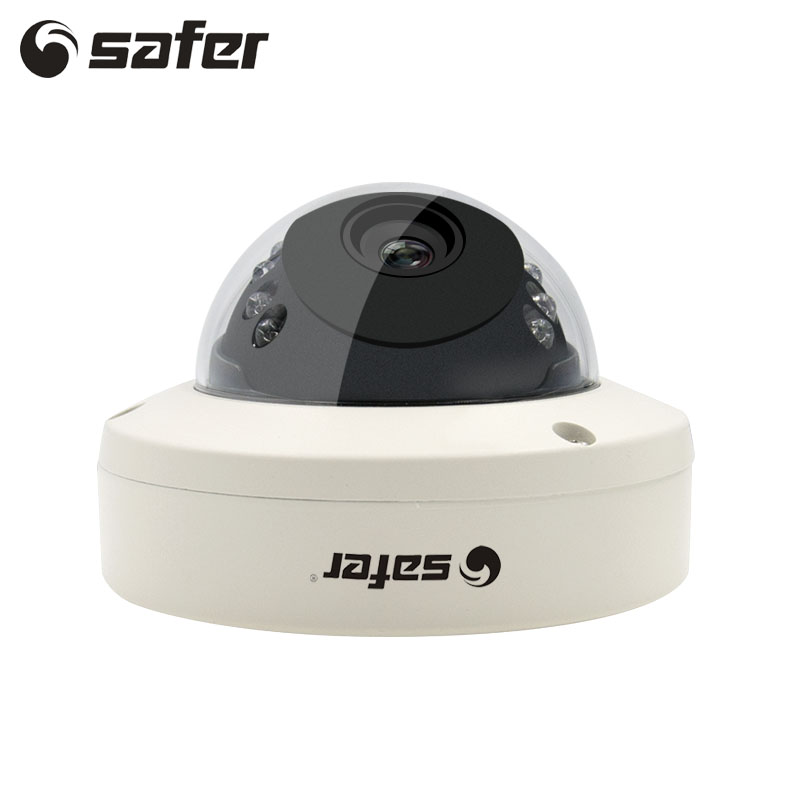 SAFER AHD 1.0MP Vandal Proof HD Dome Camera Video Surveillance Waterproof Outdoor Indoor 720p Camera Night Vision IR Cut