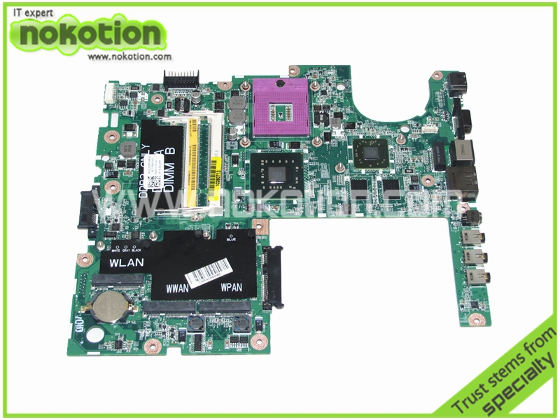 For Dell Studio 1555 font b motherboard b font Intel DDR2 With ATI HD4500 graphics C235M
