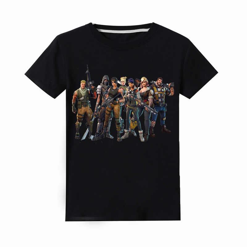 2019 г. летняя футболка для маленьких мальчиков Рождественская рубашка с героями мультфильмов Детская рубашка для девочек на две недели хлопковая одежда с короткими рукавами для детей