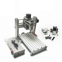 4axis DIY 4020 metal engraver machine Wood Router CNC Milling Machine