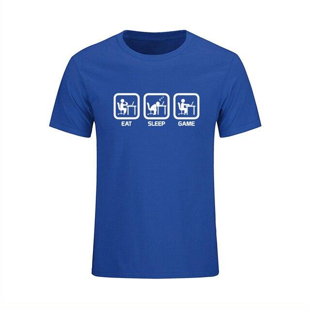 Eat Sleep Game XBOX Gamer Funny T-Shirt