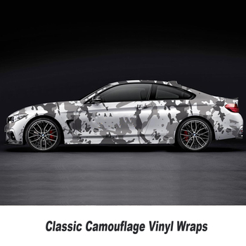 5/10/15/20/25/30m Camouflage Vinyl Wrap For Hood Roof Motocycle Skateboard Decal Camo Film Foil Stickerbomb