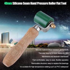 Image 5 - יד רולר 40mm סיליקון טמפרטורה גבוהה עמיד תפר יד לחץ רולר קירוי PVC ריתוך כלי