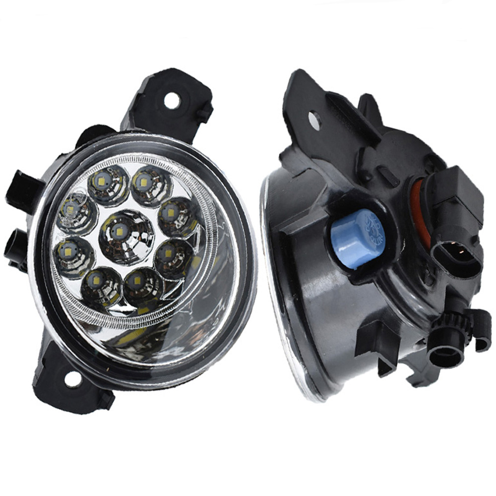 2PCS <font><b>LED</b></font> Fog Light Driving Lamp H11 Halogen Bulbs For <font><b>Renault</b></font> <font><b>Master</b></font> <font><b>3</b></font>/III Platform/Chassis (EV, HV, UV) 2010-2015 image