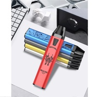 50 шт. 500 затяжек C3 электронные сигареты распылитель для CBD Fillible одноразовые электронные сигареты мини Vape Pod Стартовые наборы оптом