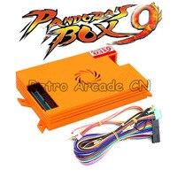 2019 Pandora Box 9 1500 in 1 family version arcade game motherboard HDMI VGA output HD 720P For Pandora's Box console controller