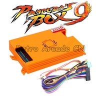 Pandora box 9 1500 in 1 family version arcade game motherboard multi game pcb HDMI VGA usb joystick for pc tv ps3