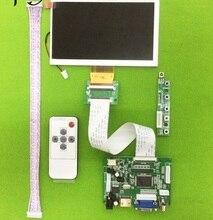 Latumab 6 дюймов 800*480 HD ЖК-дисплей монитор TM060RDH01 плата управления драйвер HDMI + VGA + 2AV комплект для Raspberry Pi diy Панель