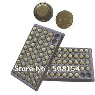 100%High Quality Button Cell Battery1.5V AG13/A76/LR44/L1154/365/357 Led Watches,Tablet PC,Camera,Calculator,Clock Free Shipping