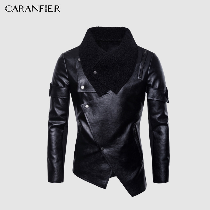 KENNTRICE Brand New Winter Coat Men Parkas Thick Warm Fur Collar Hooded Long Trench Coat Winter