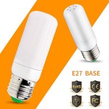 цена на LED Flame Bulb 220V Candle Bulb LED 3W E27 Flame Effect Light Flickering Emulation Fire LED Light Creative Lamp Decoration Home