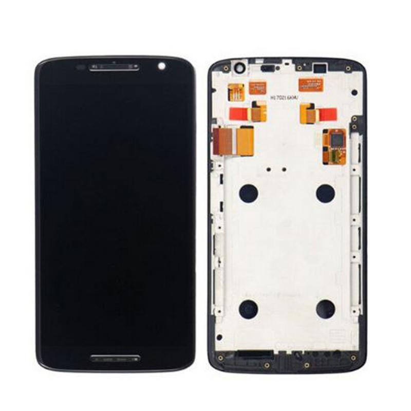 For Motorola MOTO X play for moto x3 xt1562 LCD Display With Touch Screen Digitizer Assembly with frame Free Shipping universal wireless stereo bluetooth headset heaphone earphone handsfree with mic for smartphone htc lg samsung iphone ps3 tablet