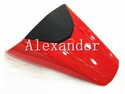Для Honda CB650F CBR650F 2014 2015 2016 2017 650F 650F f cb cbr красное заднее сиденье крышка капота соло моторное сиденье хомут задний CB CBR 650 F
