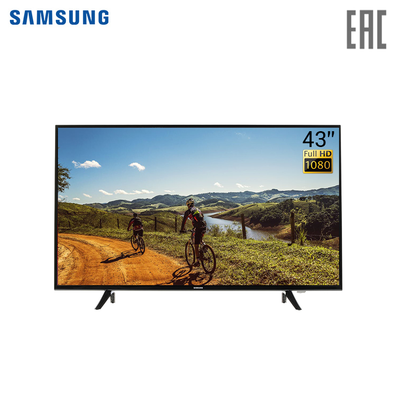 TV LED 43 Samsung UE43J5202AUXRU FullHD SmartTV WiFi TV 40-49 4049InchTv tv led lg 43 43uk6390plg 4k uhd smarttv 4049inchtv