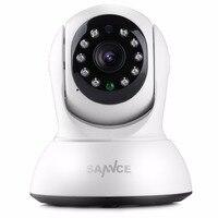 SANNCE Mini HD 720P Wireless IP Camera Smart WiFi Security Camera P2P Onvif Baby Monitor 720P