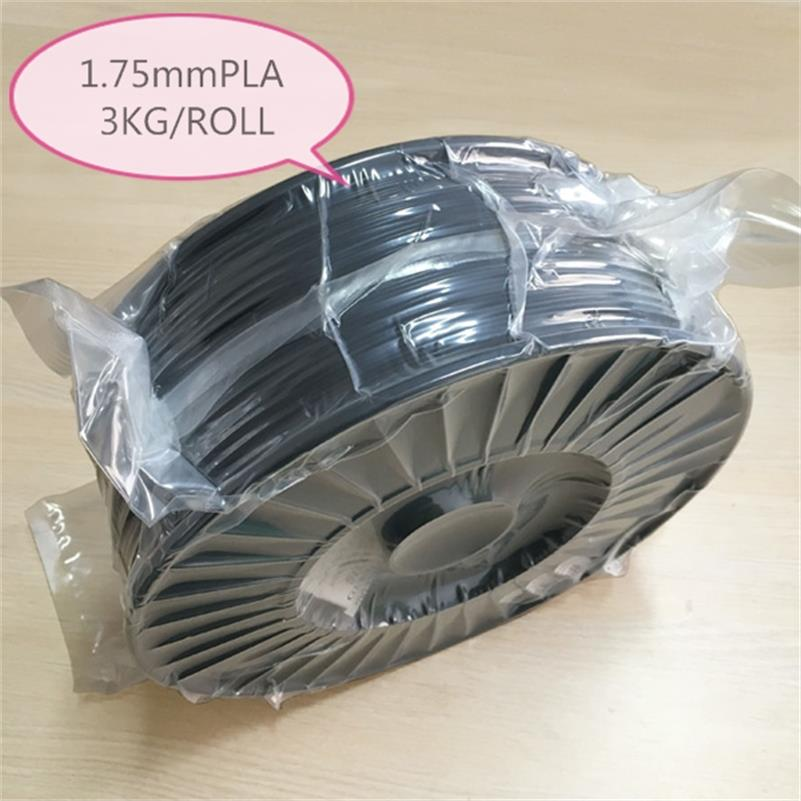 3D printer consumables printing material 3Kg PLA 1.75mm material large disc wire3D printer consumables printing material 3Kg PLA 1.75mm material large disc wire
