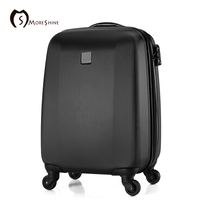 202428''inches Brand ABS Luggage, Universal wheels trolley, password lock Suitcase,waterproof hard wearing Boarding travel bag