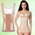 big size 6xl sexy women bra lifter tummy control shapers waist control body slimming corset hook adjust control belly