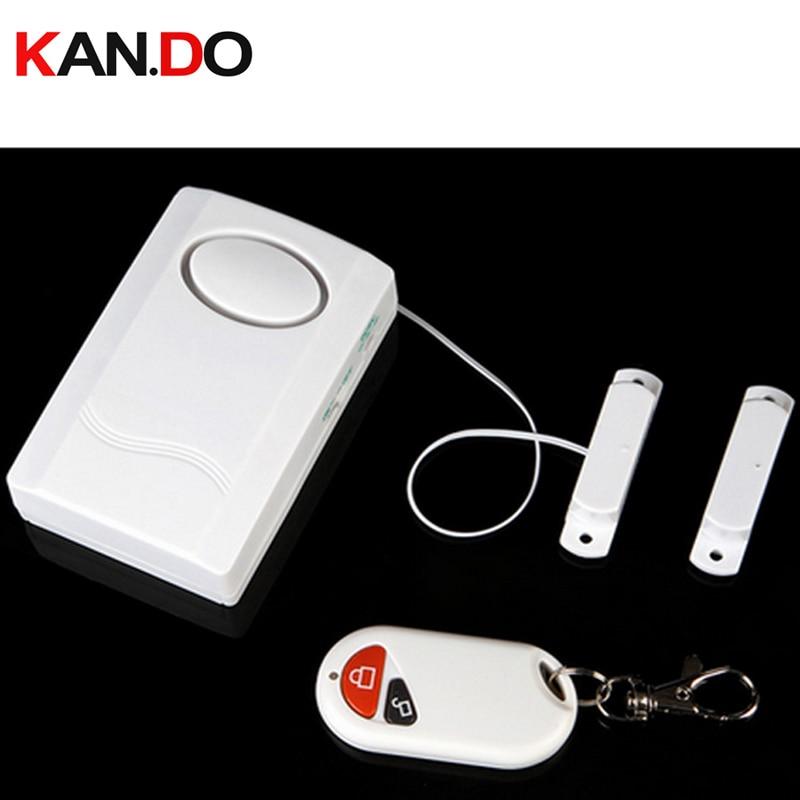Gate/Door Magnetism Alarm Sensor Wireless Remote Control Door Alarm Door Sensor Alarm Magnetic Sensor Alarm