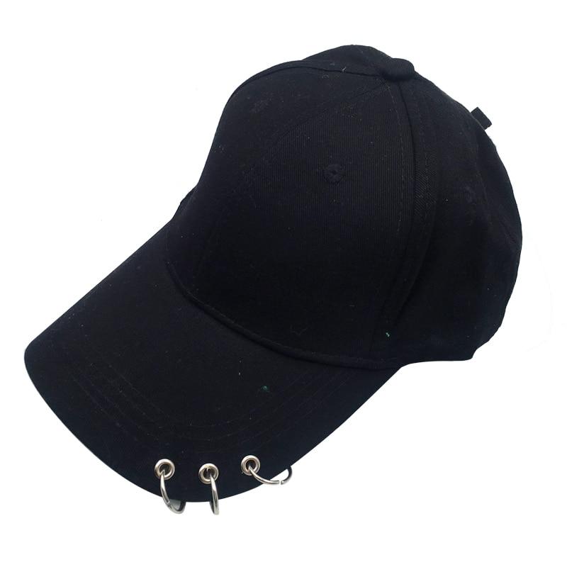 Ring   Baseball     Cap   Bboy Adjustable Casual Snapback Sport Hip-Hop Fitted Ball Hat   Baseball     Caps   Unisex Hats Dad Hat Multicolor