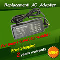 64W 16V 4A 6.5*4.4MM Replacement For Sony GP-AC16V8 VGP-AC16V7 PCGA-AC51 PCGA-AC5E Laptop AC Charger Power Adapter free shipping