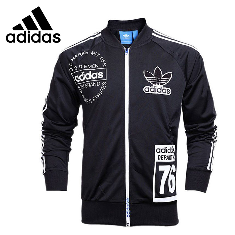 Original New Arrival  Adidas Originals Men's jacket Sportswear original adidas originals women s jacket ab2096 sportswear free shipping