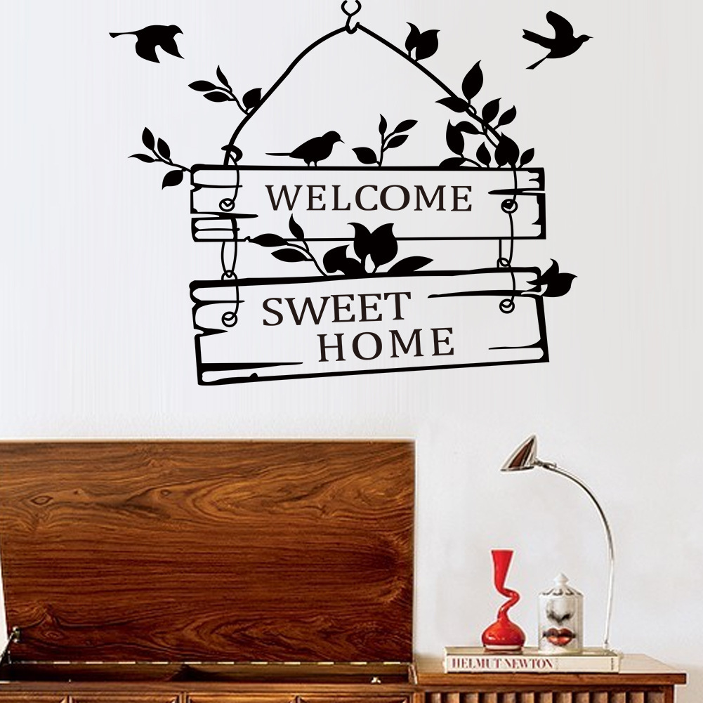 Wall stickers home sweet home - Aeproduct Getsubject
