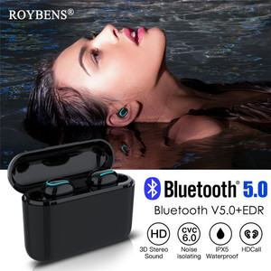 TWS Bluetooth 5.0 Handsfree Ea