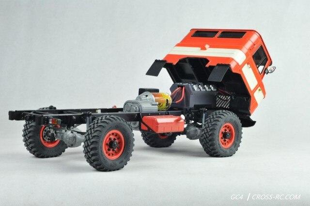 R$ 2889 19 |1/10 escala Rock Crawler RC GC4 4x4 4WD engenharia Trator  Caminhão Compatíveis Kits Tamiya RC8WD Axial em Carros RC de Brinquedos e