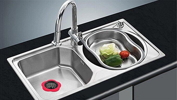 Tpr Silicone Strainers For Sinks Kitchenfixture2u