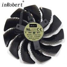 88 мм T129215SU PLD09210S12HH 4Pin вентилятор охлаждения для Gigabyte GTX 1050 1060 1070 960 RX 470 480 570 580 видеокарты охлаждающий вентилятор