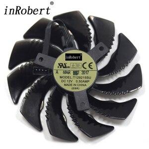 Image 1 - Ventilador de refrigeración de 88MM T129215SU PLD09210S12HH de 4 pines para Gigabyte GTX 1050 1060 1070 960 RX 470 480 570 580