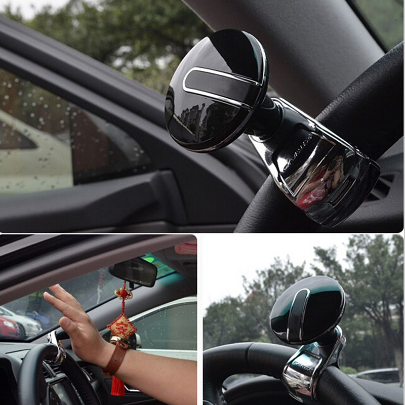 Automobiles & Motorcycles 2019 Fashion Newest Auxiliary Booster Car Auto Steering Wheel Spinner Knob Aid Handle Grip 1* Electric Vehicle Parts