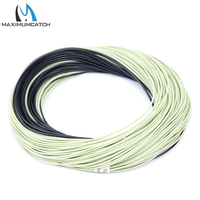 Lot Of 2 Pieces Weight Forward Floating Fishing Line With Sinking Tip With Welded Loop 100ft