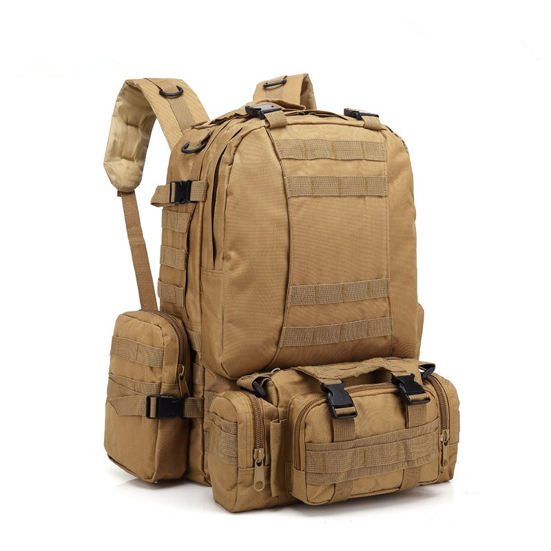 50L Multifunction travel bag backpack men Military Molle Tactics Bag male Rucksack women backpacks school bag mochila bolsa sac new backpacks softback bolsa feminina backpack canvas sac a dos homme school bag travel military laptop rucksack