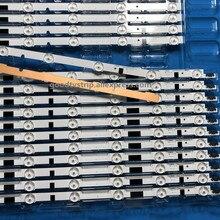 "LED الخلفية قطاع لسامسونج 65 ""TV 2013SVS65F UA65F6400 CY HF650CSAV1V UN65F6350 UE65F6470 UA65F6400 25316a 25317a LH65MDC"