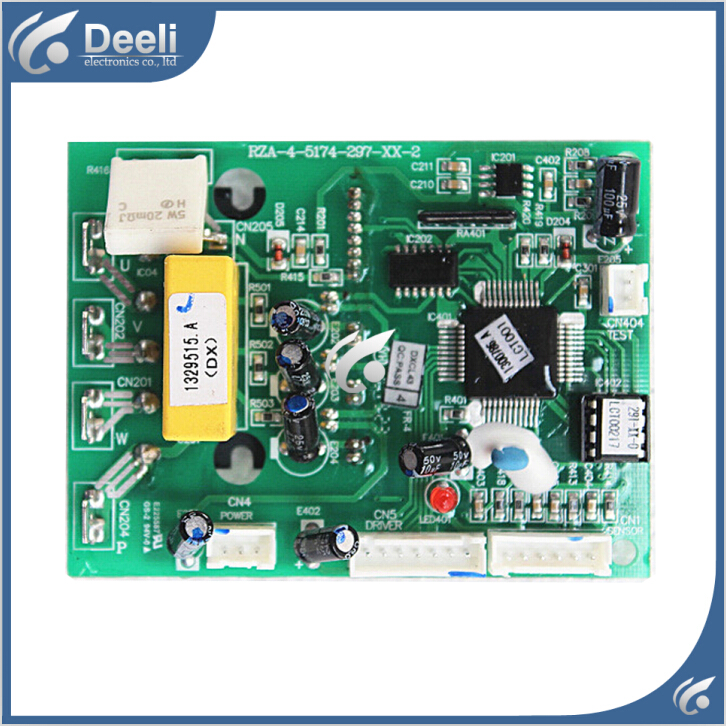95% new good working for air conditioning Computer board RZA-0-5172-872-XX-0 power module good working