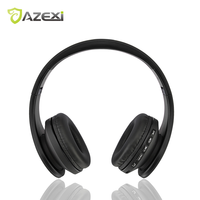 Hot Sales LH 811 Wireless Bluetooth Stereo Headphone Folding 4 In 1 Headset FM Radio Wired